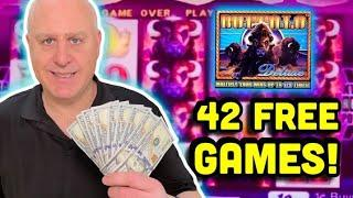 ⋆ Slots ⋆ BUFFFFALOOO! ⋆ Slots ⋆ 42 Free Games Jackpot on Buffalo Deluxe ⋆ Slots ⋆ $50 Spins in Colorado