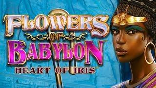 Flowers of Babylon™ Heart of Iris™