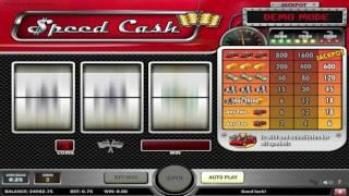 Free Speed Cash Slot by Play n Go Video Preview | HEX