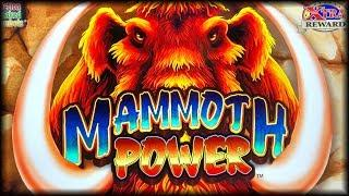Mammoth Power • The Slot Cats •