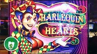 Harlequin Hearts slot machine, Bonus & Nip It in the Bud