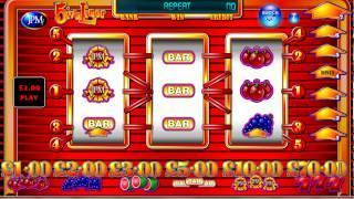 casino 5 liner fruit machine