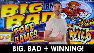 ⋆ Slots ⋆ Big, Bad & WINNING! ⋆ Slots ⋆ Monster Hits at Hard Rock Tulsa #ad