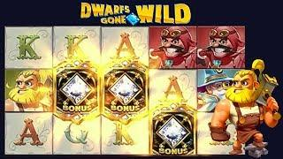 Dwarfs Gone Wild Online Slot from Quickspin