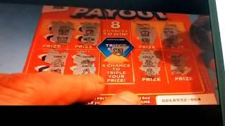 Wow!....BIG Winners.and .JaCkPoT Winners and More Winning Scratchcards..My Winning Cards all in One