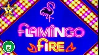 •️ New - Flamingo Fire slot machine, bonus