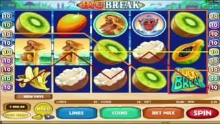 Free Big Break Slot by Microgaming Video Preview | HEX