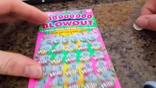 NEW! $30,000,000 BLOWOUT $20 WASHINGTON LOTTERY SCRATCH OFF, GET $25 IN  FREE CASH NOW!