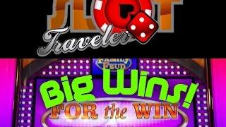 Family Feud - For the Win Spins! ♠ SlotTraveler ♠