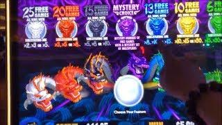 •Revenge match•50 FRIDAY 33•Fun Real Slot Live Play•FORTUNE ANIMAL/WILD BLUE/5 DRAGONS RAPID Slot 栗