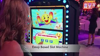 G2E 2017 New Slot Machines, Skill Based Gaming, Virtual Reality and Gaming Technology