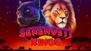 Serengeti Kings• - NetEnt