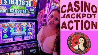 Lock It Link Handpay Jackpot at Encore Las Vegas   High Limit Slots   Casino Action