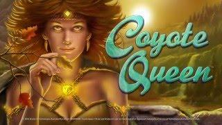 Coyote Queen   The Prowl Slot Game•