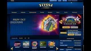 Tivoli Casino - Spil med 63 GRATIS Chancer med bonuskode
