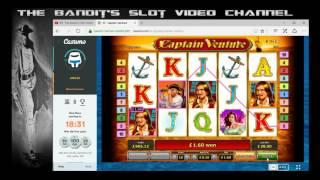 Online Slots Session - Drive, Fruit Warp, Captain Venture, Pharaohs Tomb and More