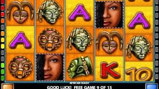 African Magic slots - 6,920 win!