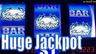 High Limit Slots•Top Symbol - Huge Jackpot - Blazini Gems / Smokin Sevens / Total Meltdown 赤富士スロット