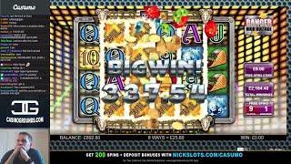 Casino Slots Live - 03/04/18 *DANGER DANGER!*