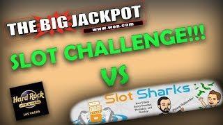 The Big Jackpot VS Slot Sharks • CHALLENGE ON BUFFALO GOLD •
