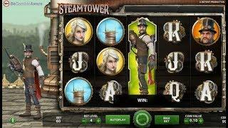 Lets Try To Build Balance On Steam Tower Slot