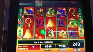 Geckos Gone Wild Bonus Free Spins Kickapoo Lucky Eagle Casino