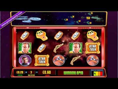£325.30 ON STAR TREK: RED ALERT™ MEGA BIG WIN (465 X STAKE) - SLOTS AT JACKPOT PARTY
