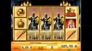 Black Knight Slot - All 3 Extended Wilds - Super Big Win (234x Bet)