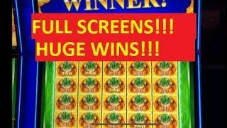 FULL SCREENS!!! SUPER BIG WINS!!! NEW MIGHTY CASH AND CROWN OF EGYPT SLOTS!!!