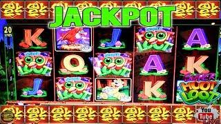 3x HUGE JACKPOTS! SUPER HOOT LOOT TOP SYMBOL HIGH LIMIT SLOT MACHINE