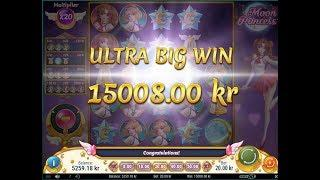 Moon Princess slot - 750x WIN!
