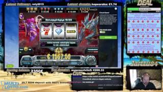 Online Slot Win - Cloud Quest HUGE Win