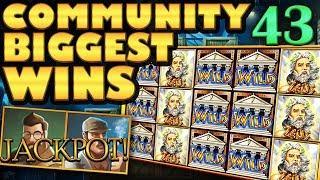 CasinoGrounds Community Biggest Wins #43