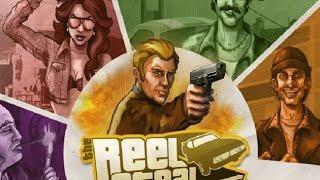 Reel Steal Slot 500x Bet Win!