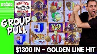 • $1300 In Golden Line Hit • Group Pull @ Rudies Cruise • BCSlots (S. 17 • Ep. 1)