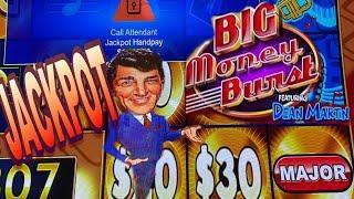 ⋆ Slots ⋆JACKPOT on NEW GAME !! ⋆ Slots ⋆FIRST HANDPAY ON YOUTUBE⋆ Slots ⋆BIG MONEY BURST (DEAN MARTIN) Slot ⋆ Slots ⋆ 栗スロ