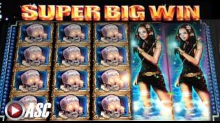 MYSTICAL BAYOU | WMS - Super Big Win! Slot Machine Bonus