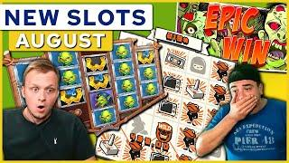 New Slots of August 2021