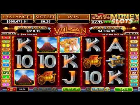 Vulcan Video Slots Review |  MoneySlots.net