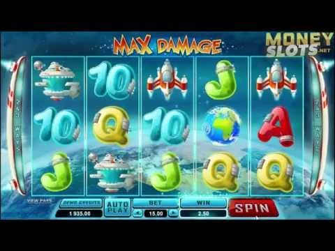 Max Damage Video Slots Review  |  MoneySlots.net