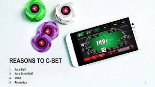 6 Max Basics | PokerStars School | Episode 3
