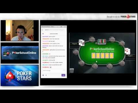 Poker Odds Calculator at PokerSchoolOnline