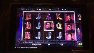 Black Widow Bonus Round at $200/pull at the Bellagio Las Vegas