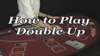 How to Play Double Up