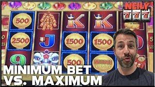 I LOVE GETTING MAX BET BONUSES! LIGHTNING LINK LIBERTY LINK GREAT MOAI SLOTS