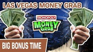 ⋆ Slots ⋆ High-Limit Money Grab on the LAS VEGAS STRIP ⋆ Slots ⋆ How Much Money Can We Grab at Cosmo?