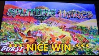 IGT - Splitting Hares *** NICE WIN ***