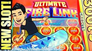 •NEW NORTH SHORE ULTIMATE FIRE LINK!• •BIG WIN SESSION! Slot Machine Bonus (SG)