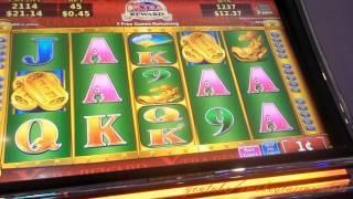 Kite party slot machine