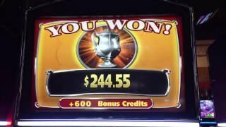 Roman Tribune Mega Jackpot Won !!!